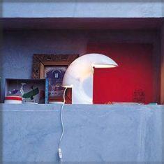 Design Tischleuchte Biagio von Flos - Reines Marmor