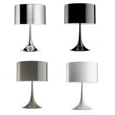 Design Tischleuchte Spun Light  T2 von Flos - 4 Farben