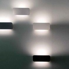 Design Wandleuchte Lane von Luceplan - Länge 22 cm