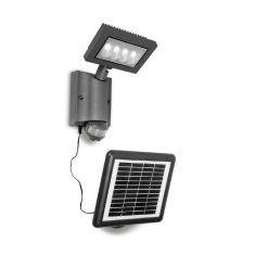 Design-Solar-LED-Leuchte mit Bewegungsmelder
