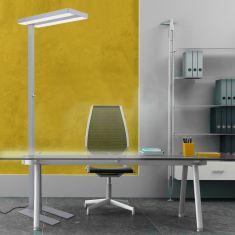 Dimmbare LED Stehleuchte fürs Büro 80W , 8800 lm
