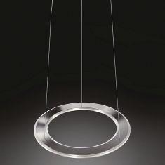 Dimmfähige LED-Pendelleuchte Sima Ø 50cm - 12x3Watt LED