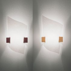 Domus Puristische Wandlampe für individuelle Ansprüche