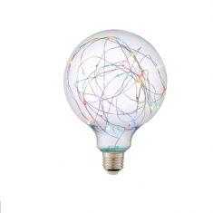E27 1,5W Globe 125 LED Filament LED Deko Globe für tolle Lichtstimmung