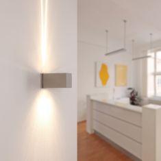 Effekt-Aussenlampe JOY - silbergrau 1x 60 Watt, grau