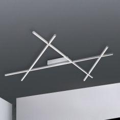 Elegante LED-Deckenleuchte mit Fernbedienung, 38W LED