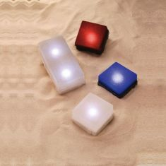 Endverbinder-Top Light Light Stone -