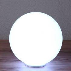 Epstein Akku Außenkugel Sun Shine mit LED weiß, 4 Größen