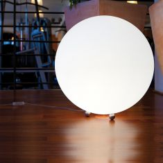 Epstein Innenkugel Snowball, Oberfläche satiniert, 4 Größen