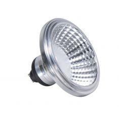 ES-111 LED Reflektor  GU10 5,5W 450lm 230V 3000K 120°  chrom 30000h