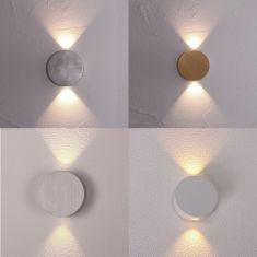 Escale Design LED-Wandleuchte Sun in vier Varianten