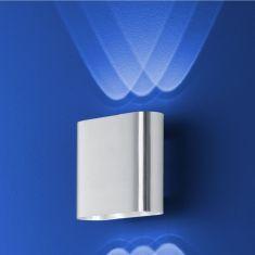 6 flammige B-Leuchten LED Wandleuchte Prince 6 x 1W LED