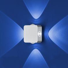 4 flammige B-Leuchten LED Wandleuchte Prince 4 x 1W LED