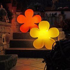 Flower-Dekoleuchte Ø60cm, Outdoor & Indoor