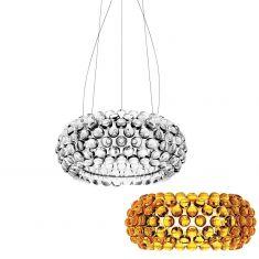 Foscarini LED-Pendelleuchte Caboche media, 2 Farben