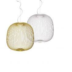 Foscarini LED-Pendelleuchte Spokes 2 - in 2 Farben