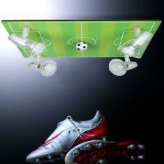 Fussball Lampe für die Decke mit 3D-Ball