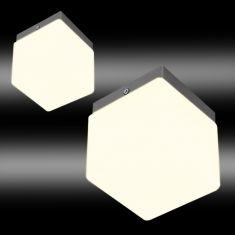 Geradlinige LED-Deckenleuchte