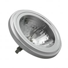 HALOSPOT 111 G53 12V, 45° Aluminium-Reflektor  35W bis 50W