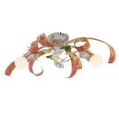 Handgefertigte Florentiner Deckenleuchte - 2-, 4- oder 6-flammig