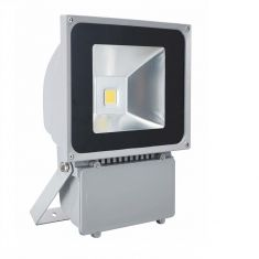High-Power-LED Außenstrahler  - Aluminium - Inklusive LED 77 Watt  5500 Lumen - 4000 Kelvin