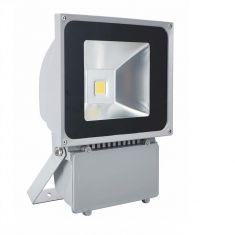 High-Power-LED Außenstrahler, Aluminium - 77 Watt