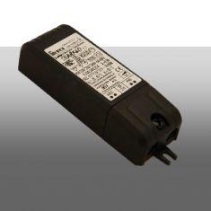 Hochwertiger, dimmbarer elektronischer Tronic-Trafo 10-60VA, für Niedervolt-Halogenlampen von 10-60Watt, extrem kleine Bauform