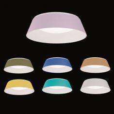 Hufnagel LED-Deckenleuchte Thelma, viele Farben, 2700K