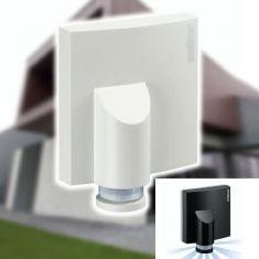 Infrarot-Design-Sensor für die Wandmontage - weiß weiß