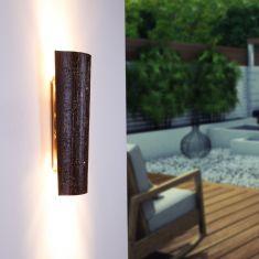 IP44 Dachziegel Leuchte  Mousse au chocolate-für Innen und Außen