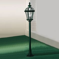 Kolarz Wegeleuchte Westminster in antik-grün 1x 100 Watt, antik-grün