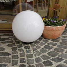 Kugelleuchte Light ø 50 cm 1x 60 Watt, 50,00 cm