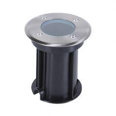 LED Bodeneinbaustrahler für den Außenbereich, rund