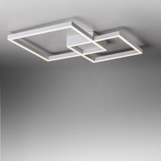 LED Deckenleuchte Dopio