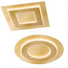 LED Deckenleuchte Granada in rund oder eckig