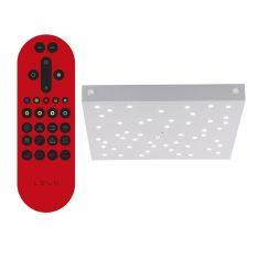 LED Deckenpanel Lola Stars Master mit Fernbedienung + 60 cm Kabel