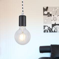 LED Leuchtenpendel Edison E27