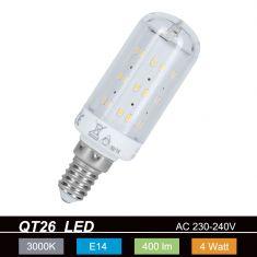 LED Leuchtmittel mit E14-Sockel
