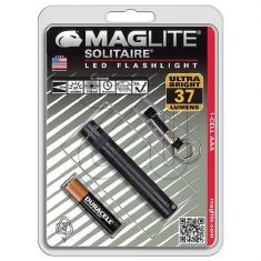 LED Mag Lite Taschenlampe Solitaire