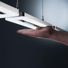 LED Pendelleuchte Gestic mit Gestensteuerung