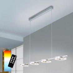 LED Pendelleuchte Q®-Amy, Smart Home ZigBee kompatibel