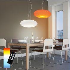 LED Pendelleuchte Q®-Elina mit Lichtsteuerung