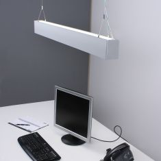 LED Pendelleuchte  3758 VT-7-61  Linear Light SAMSUNG Chip - 60W Hangin