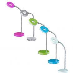 LED Schreibtischleuchte aus Metall