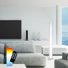LED Standleuchte Q®-Rosa, Smart Home ZigBee kompatibel