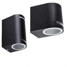 LED Wandleuchte Novia 1oder 2 flammig wählbar