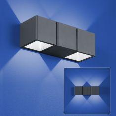 LED Wandleuchte Tessa 8W LED B-Leuchten IP54