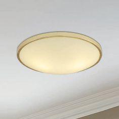 LED Wand- oder Deckenleuchte mit Goldrahmen, 41 cm 1x 35 Watt, 8,50 cm, 41,00 cm