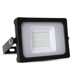LED-Außenwandfluter schwarz schwarz