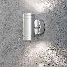 LED-Außenwandleuchte - Up & Down, LED 6 x 1 W
